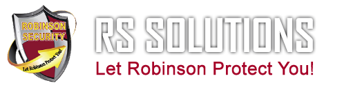 Robinson Security Solutions - Let Robinson Protect You!